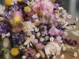 Terug van weggeweest: gedroogde bloemen in het interieur
