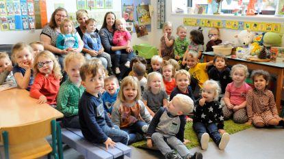 De Zonnebloem huldigt zondag haar nieuwe kleuterschool in