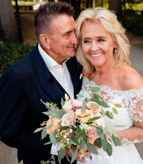Freddy is net op tv getrouwd met zijn Sylvia, dan krijgt zij kanker: 'Het ging door merg en been'
