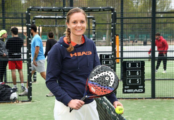 Marcella Koek is weer beschikbaar voor het Nederland team. Foto: Robert van Stuyvenberg