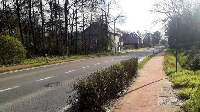 Itegemse Steenweg vanaf 26 april volledig afgesloten voor doorgaand verkeer
