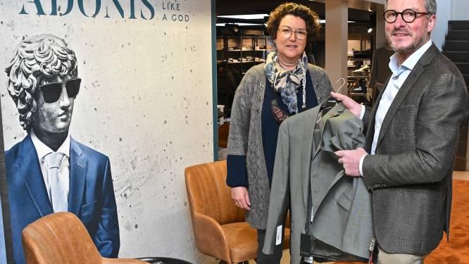 """Herenboetiek Adonis wil  winkelen op afspraak behouden, ook na 26 april: """"Klanten vinden het heel efficiënt"""""""