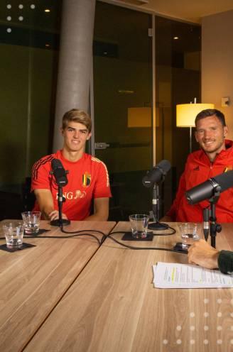 """Jan Vertonghen geeft in HLN Sportcast toe dat revanche tegenover Frankrijk wel ergens speelt: """"Het was geen toffe match"""""""