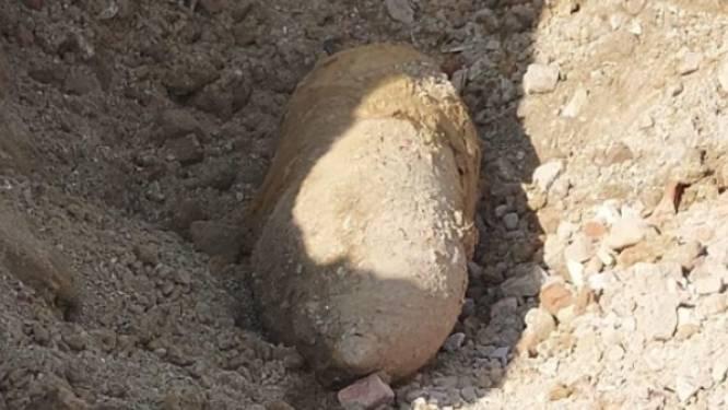 Omwonenden Pottelberg urenlang geëvacueerd na vondst grote vliegtuigbom bij De Korf