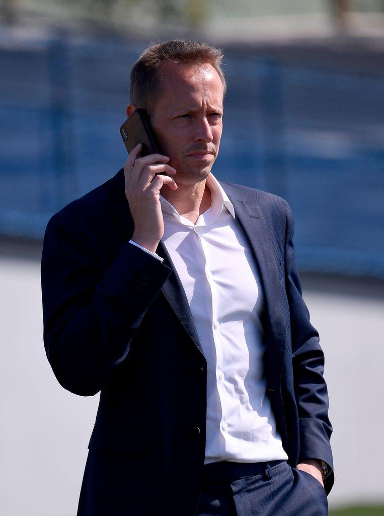 Bob Madou, Chief Business Officer bij Club Brugge Beeld Photo News