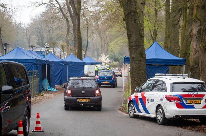 Op recreatiepark het Bospark in Ede vindt donderdag een grote controle van de gemeente en politie plaats.