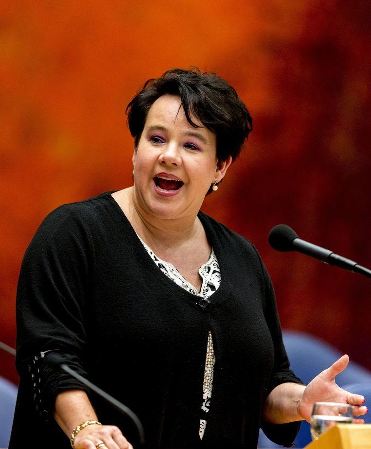 Staatssecretaris Sharon Dijksma Beeld anp