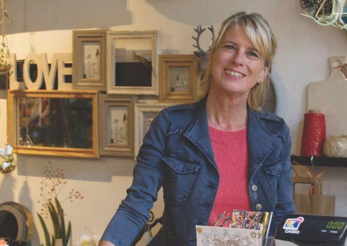 Diana de Jonge van cadeauwinkel Taronja.