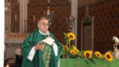 Gouden priesterjubileum voor pastoor Vinck
