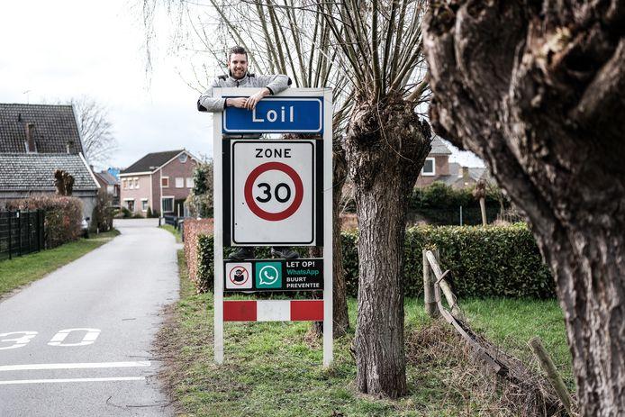 Sjoerd Hieltjes vindt de Achterhoek de mooiste regio van Nederland.