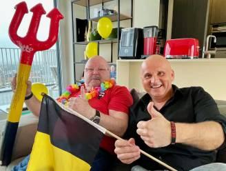 Michel Van den Brande en Dennie Damaro brengen supporterslied voor EK uit, inclusief videoclip