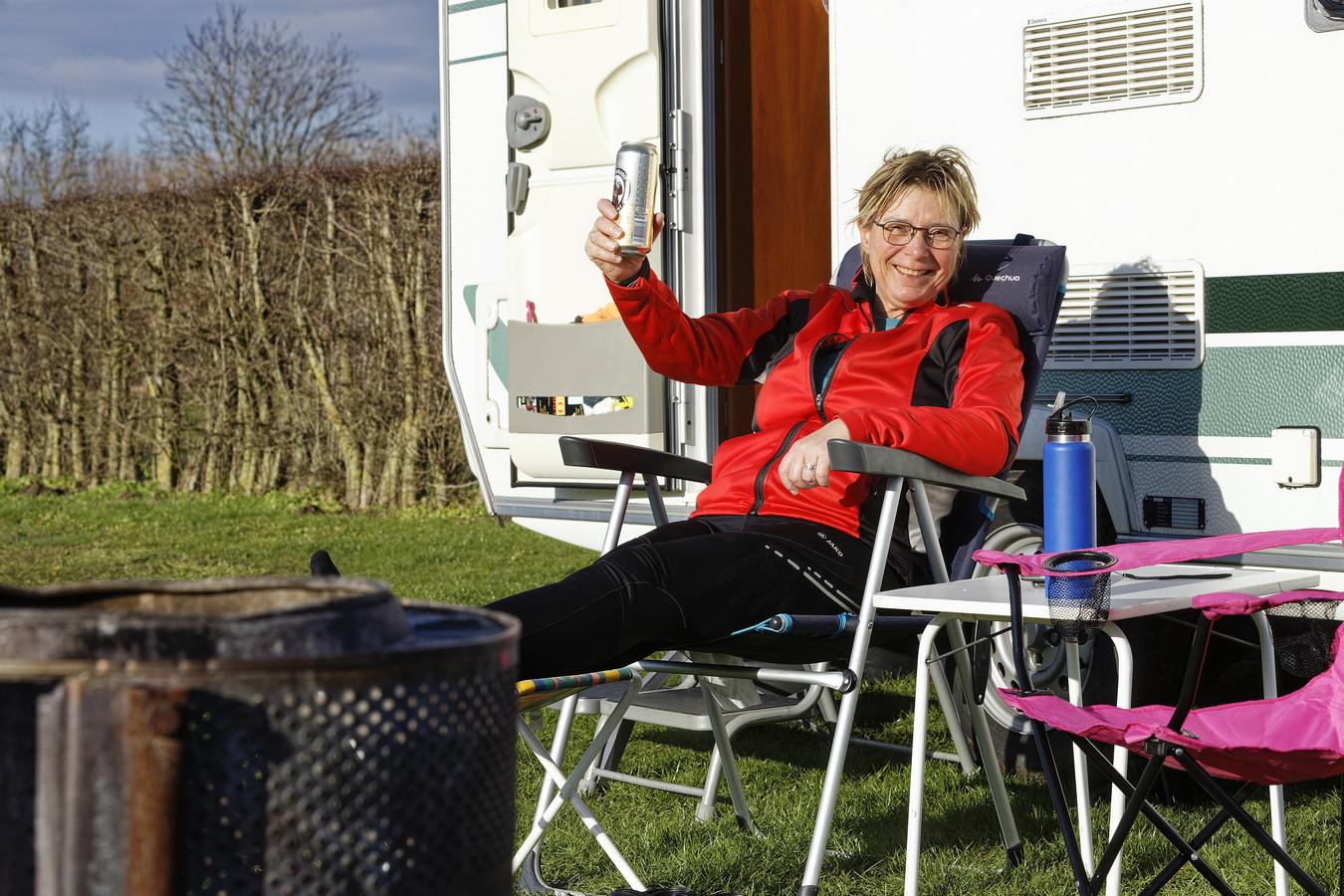 skonste plekske camping schijndel gast dorine louwers