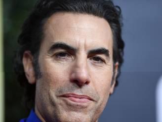 """Sacha Baron Cohen trekt stekker uit 'Borat': """"Hem spelen is té gevaarlijk"""""""