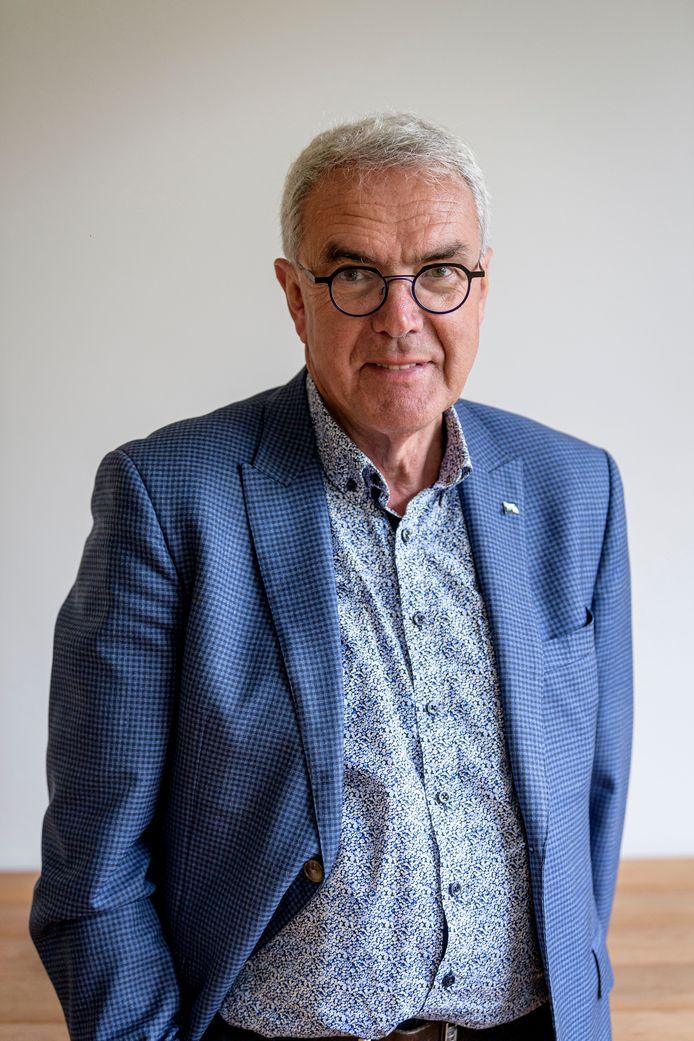 Franck Kerckhaert, oud-burgemeester van Hengelo.
