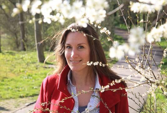 Martine van de Velde heeft ook last van hooikoorts.