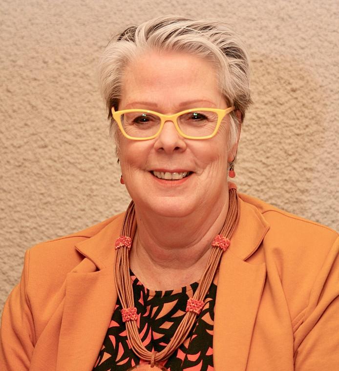 Burgemeester Jeannette Zwijnenburg van Haaren