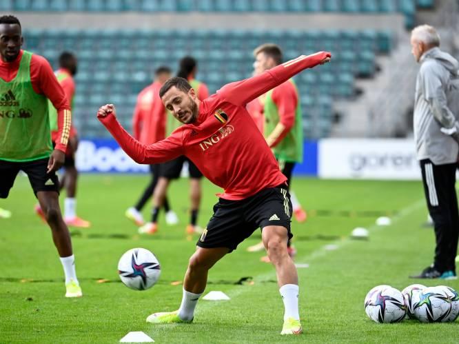 """In de coulissen van het exclusieve interview van Eden Hazard met onze chef voetbal: """"Zolang ik blijf lachen in interviews, blijf ik voetballen"""""""