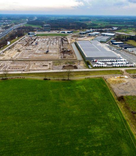 Heien voor XXL distributiecentrum Aldi bij Deventer duurt langer dan voorzien
