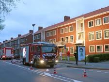 Bewoner blust brand in Emmeloordse maisonnette grotendeels zelf