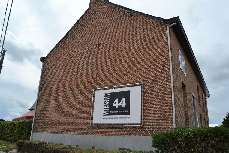 Het museum is gevestigd in de vroegere pastorie.