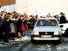 Ford Escort van prinses Diana wordt geveild