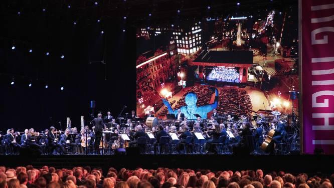 Concertgebouworkest opent seizoen op de Dam