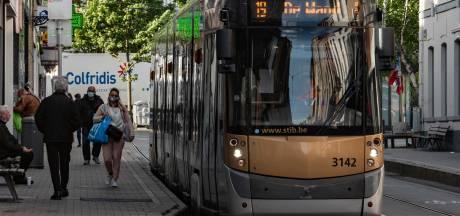 La STIB parmi les réseaux les plus fréquentés d'Europe