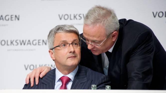 Volkswagen gaat nu zélf schade claimen vanwege het dieselschandaal, bij ex-topmannen
