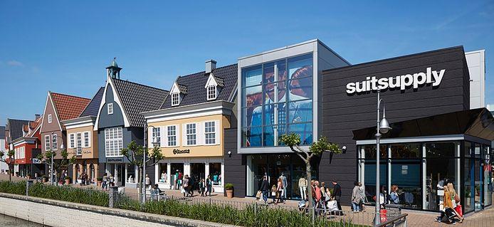 Rosada Outlet Center Roosendaal