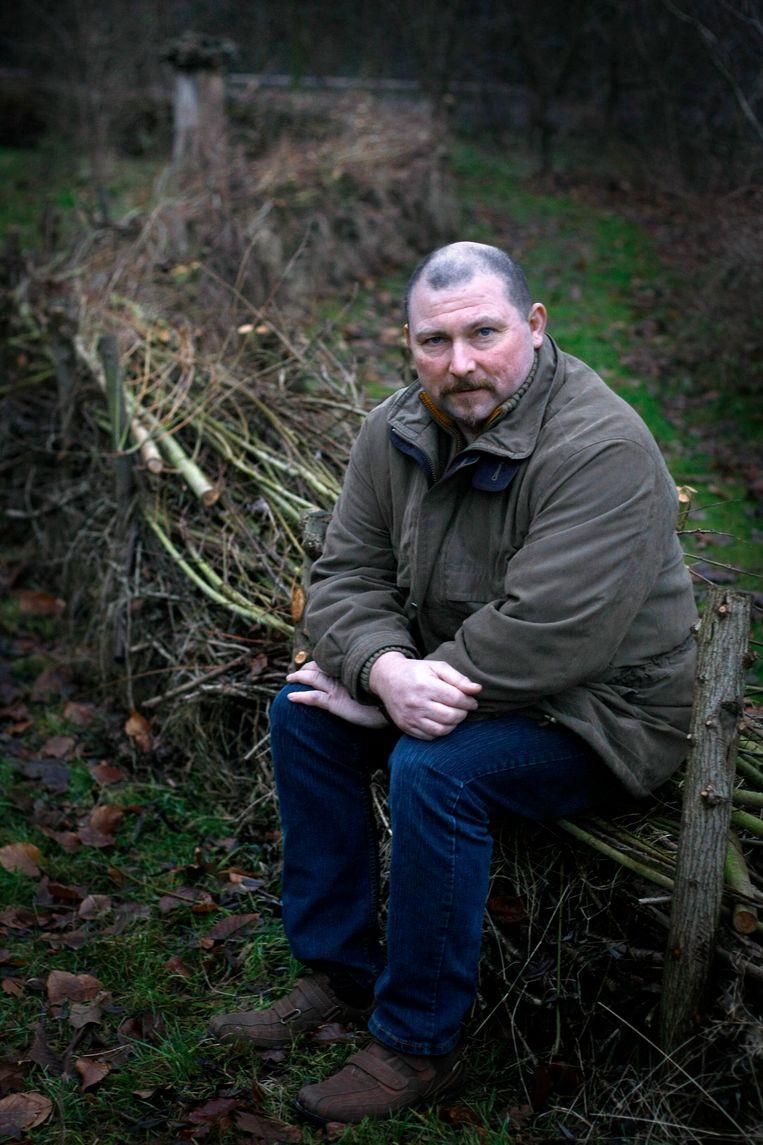 Dirk Vanden Branden. Zijn zoontje Liam verdween in 1996 op tweejarige leeftijd. Beeld Yann Bertrand