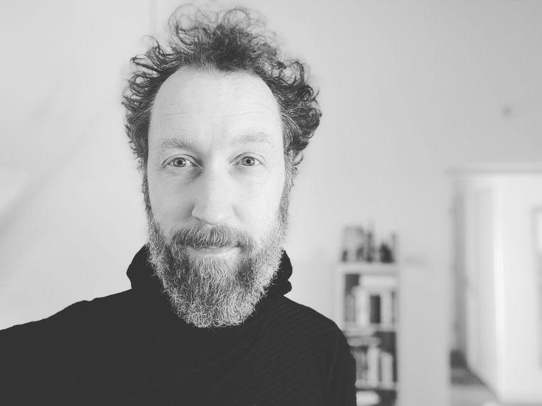 Thijs Bouwknegt, onderzoeker van het NIOD. Beeld Thijs Bouwknegt
