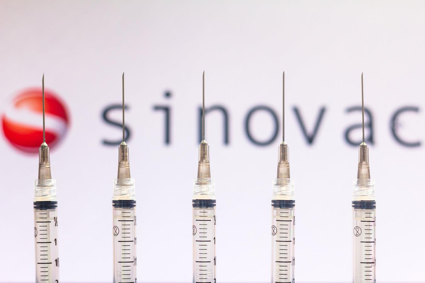 Het vaccin van Sinovac zou een effectiviteit van 97 procent hebben.