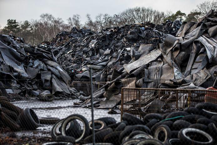 Scheggertdijk Almen, Doornberg Recycling is niet meer in onderhandeling met de gemeente omtrent een verhuizing.