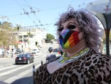 Verschillen tussen Twente en San Francisco: 'Mijn moeder vond zo'n masker veel te benauwd'