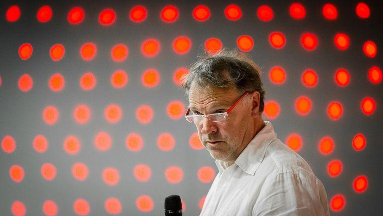 PvdA-leider Hans Spekman Beeld anp