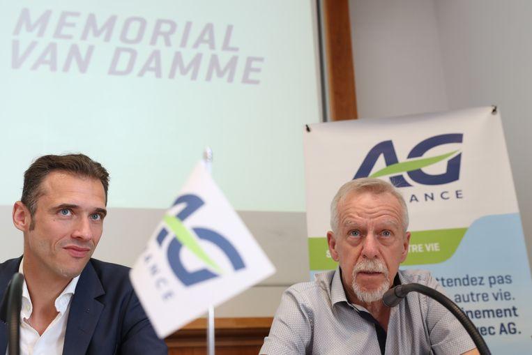 Cédric Van Branteghem en Wilfried Meert.