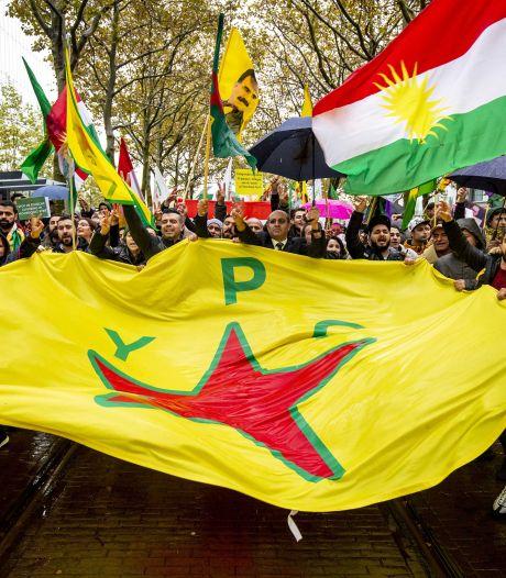 Koerden demonstreren komende donderdag in Rotterdam: 'De Turkse dictatuur heeft vrijspel gekregen'