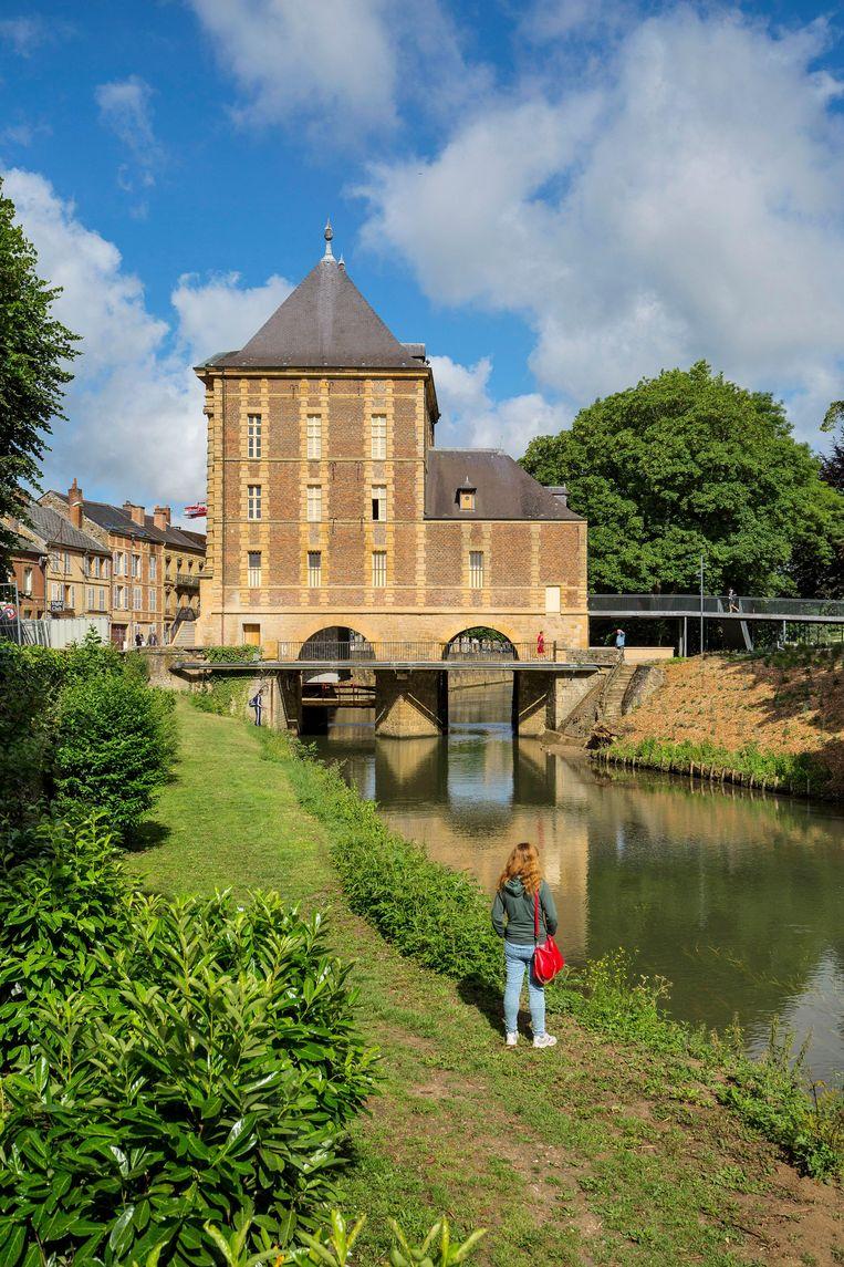 Het museum in Charleville-Mézières. Beeld Alamy Stock Photo