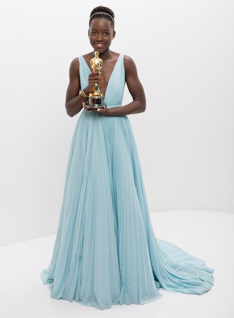 Lupita Nyong'o. Beeld Photonews/AP/RV