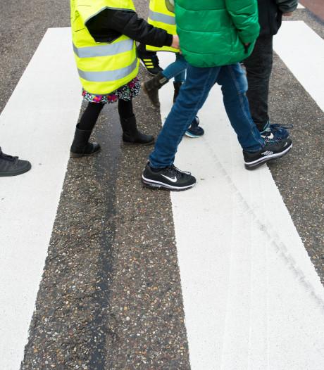 Boete van 450 euro voor aanrijden voetganger op zebrapad