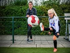 Dankzij jeugdfonds kunnen kinderen van Evelien weer sporten: 'Als alleenstaande geen geld voor contributie'