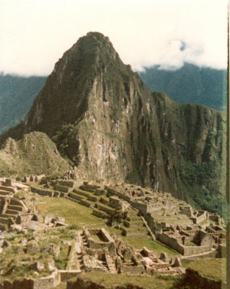 Machu Picchu. Beeld RV
