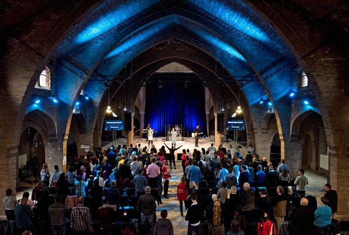 In de voormalige Sint-Jacobuskerk in Zuilen is sinds kort de Best Life Church actief.