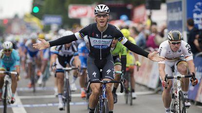 Boonen klopt Greipel in machtsspurt in eerste rit Ronde van België