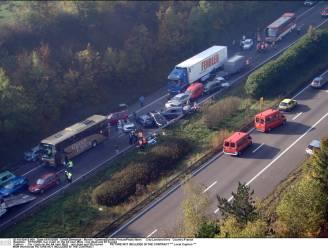 Veiligheid Vlaamse snelwegen verbetert minder snel dan elders in Europa