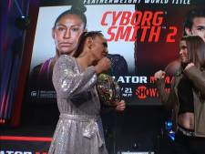 MMA-ster Cris Cyborg maakt rentree tijdens titelgevecht op 21 mei
