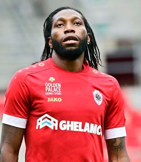 Dieumerci Mbokani quitte l'Antwerp pour le Koweït