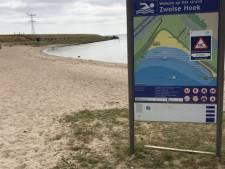 Gemeente sluit zwemstrand Zwolse Hoek in Nagele permanent na overlast door uitwerpselen vogels