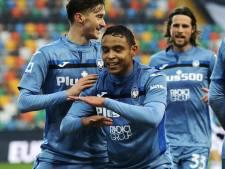 Atalanta laat punten liggen na slechte start tegen Udinese