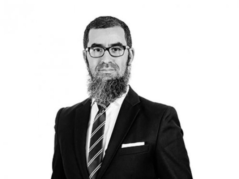 Samir Chabrani, planoloog en projectontwikkelaar. Beeld